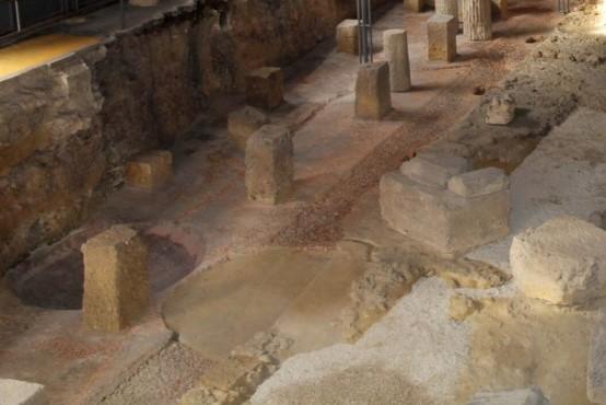 Pormenor do Teatro Romano