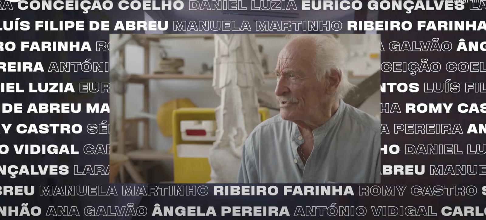 Artista plástico fundador do complexo dos Coruchéus