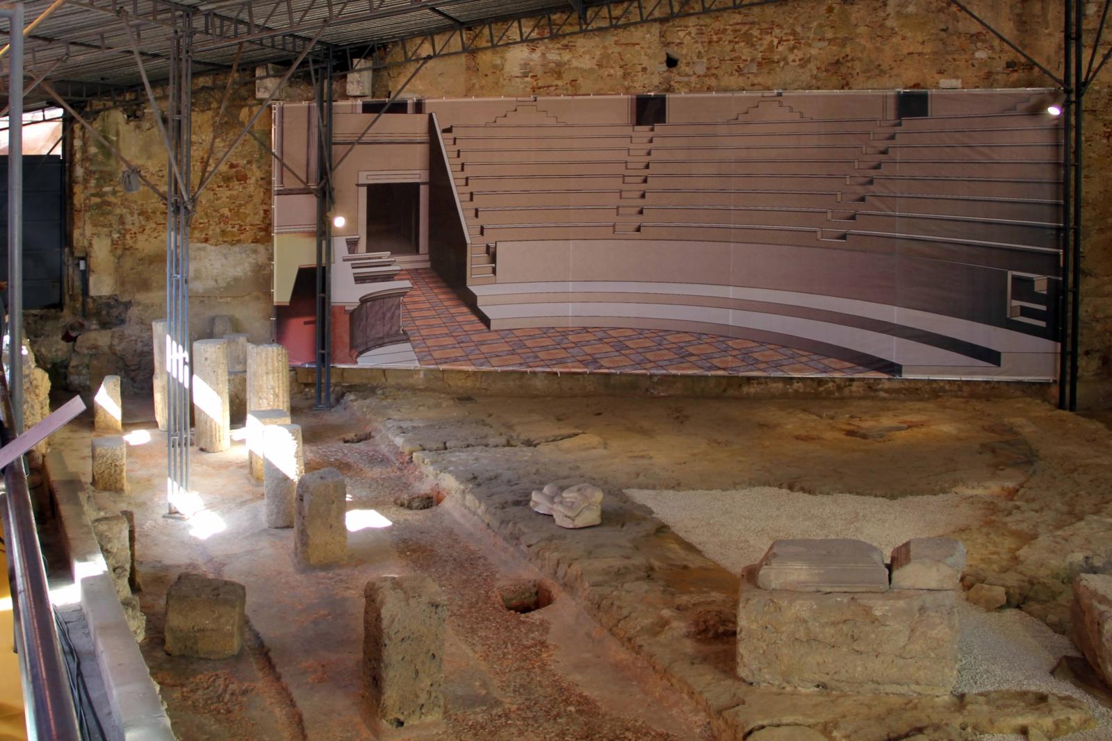 Teatro Romano de Olisipo
