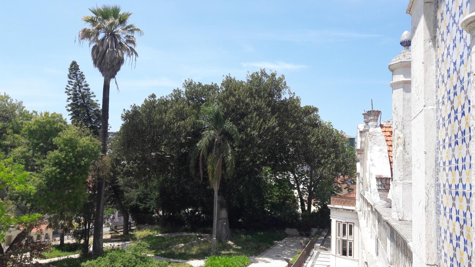 Jardim do Palácio do Beau SéjourPa