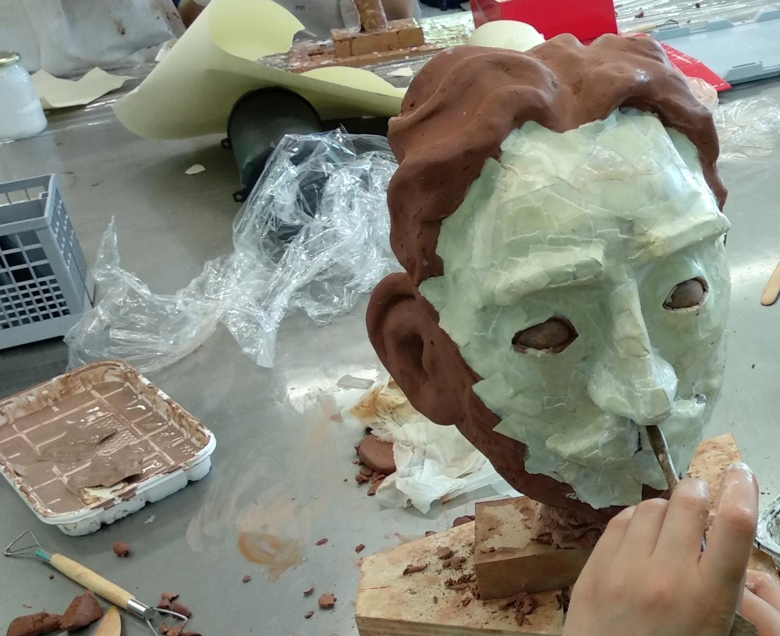Construção de uma marioneta
